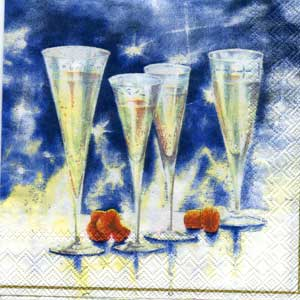Coupes-champagne